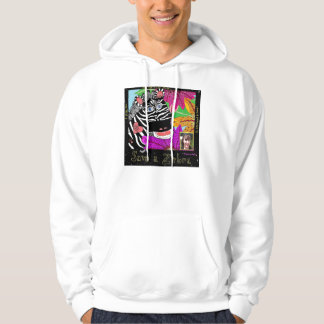 Help Rachel Breathe with Website Hooded Sweatshirt