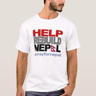 Help Rebuild Nepal T-Shirt