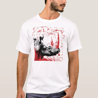 Help Rhinos T-Shirt