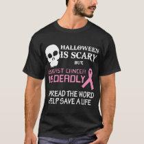 Help Save A Life Women Support Cancer Awareness Pi T-Shirt