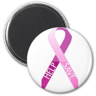 help & save refrigerator magnets