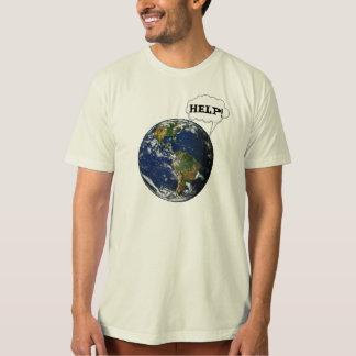 HELP! Save the World T-shirt