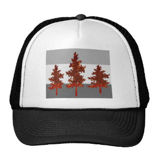 Help Save Trees - Healthy Environment Mesh Hat