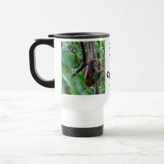 Help Save Wildlife Travel Mug