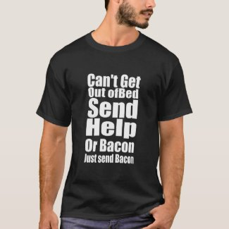 Help, send bacon