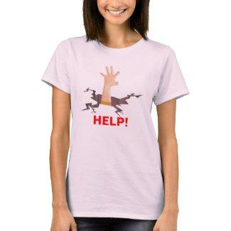 Help Shirt shirt