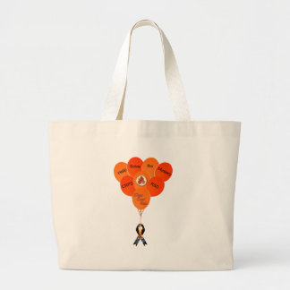 Help Solve the Mystery CRPS RSD Balloons  HOP Blaz Large Tote Bag