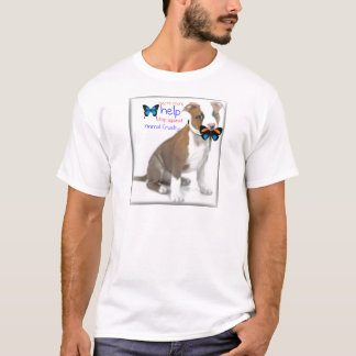 help support against animal cruelty T-Shirt