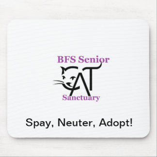 Help Support BFS Mouse Pad