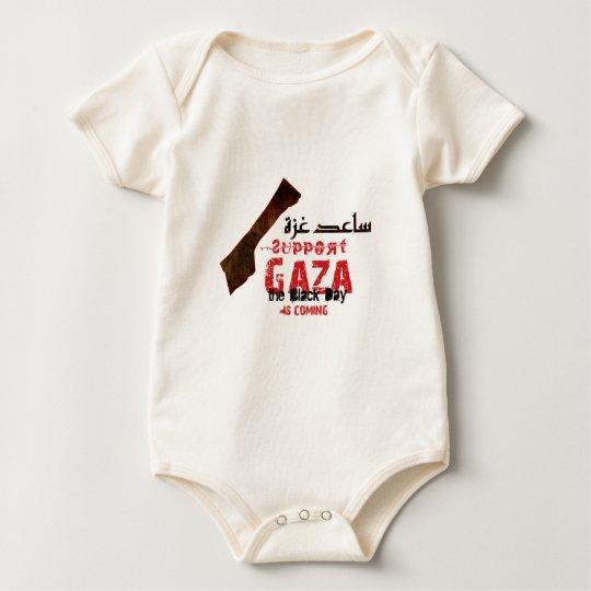 Help & support Gaza Baby Bodysuit
