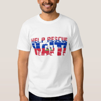 Help SUPPORT Haiti TSHIRT