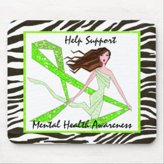 Help Support Mental Health Awareness Mousepad