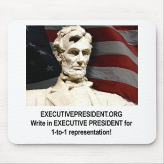 Help support & promote our campaign mouse pad