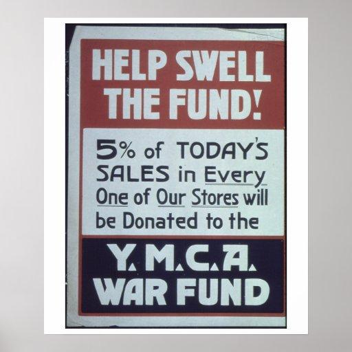 Help_Swell_The_Fund^_5_Propaganda Poster