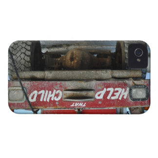 Help that Child iPhone 4 Covers