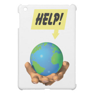 Help the Earth  iPad Mini Covers