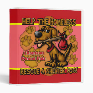 Help the Homeless BINDER