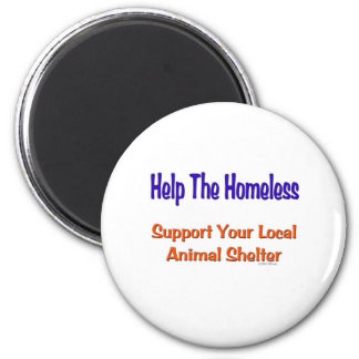 Help The Homeless Magnets