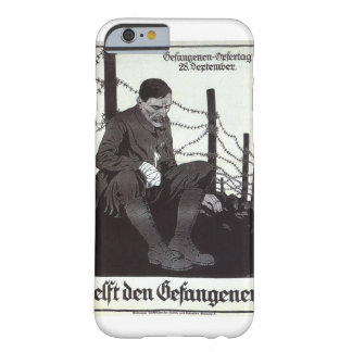 Help the prisioners! (unknown)_Propaganda Poster Barely There iPhone 6 Case