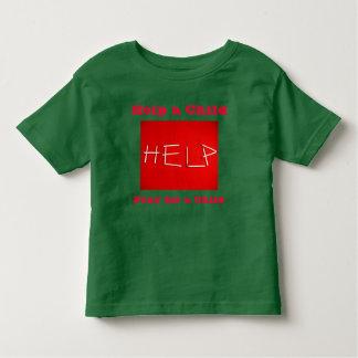 Help toddler shirt