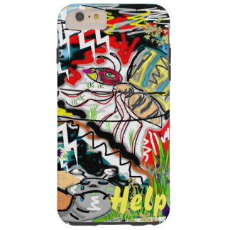 Help Tough iPhone 6 Plus Case