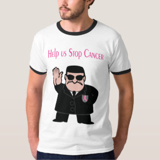 Help Us Stop Cancer T-Shirt