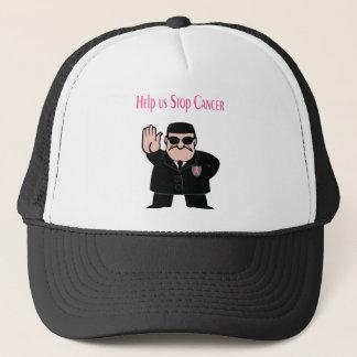 Help Us Stop Cancer Trucker Hat