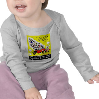Help Win The War Infant T-Shirts