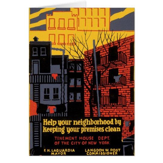 Help Your Neighborhood Card