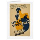 Help Yourself Farce 1936 WPA