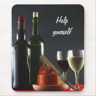 Help Yourself Mouse Pad
