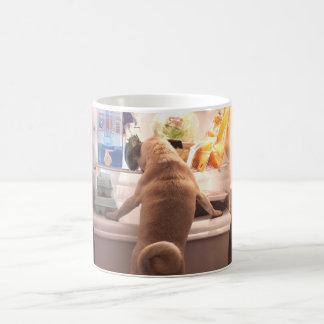 Help Yourself Pug Mug Cup