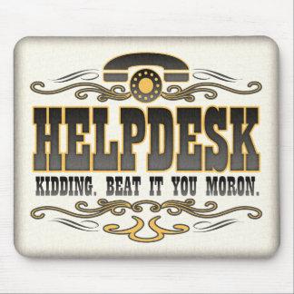 Helpdesk Mousepads