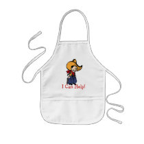 Helper Kids' Apron