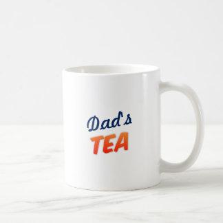 Helpful Dad's Tea No Sugar Custom Mug