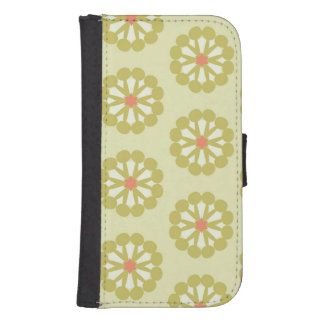 Helpful Grin Thoughtful Free Galaxy S4 Wallet Case