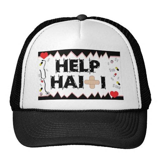 HelpHaiti2 Gorra