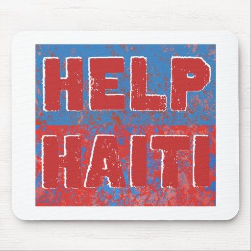 HelpHaiti Alfombrilla De Ratones
