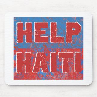 HelpHaiti Mouse Pad