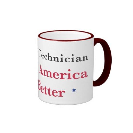 Helping America Feel Better Mug