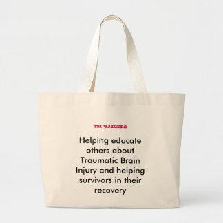Helping educate others jumbo tote bag