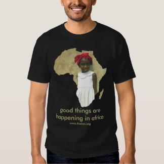 Helping Girls T Shirts