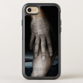Helping hand 2013 OtterBox symmetry iPhone 7 case