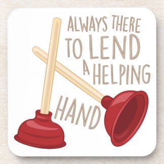 Helping Hand Coaster