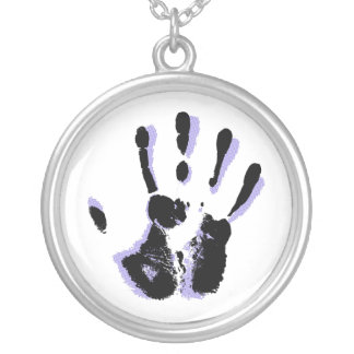 Helping Hand Necklace