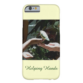 Helping Hands Case Barely There iPhone 6 Case