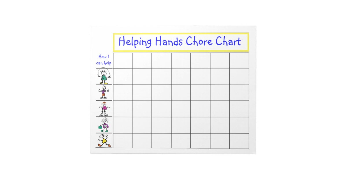 chores charts for families