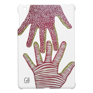 Helping Hands iPad Mini Cover