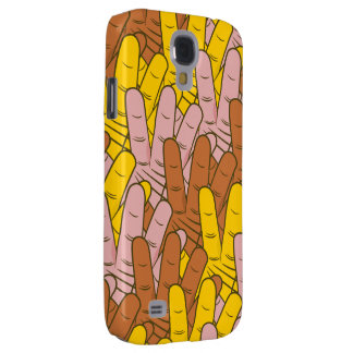 Helping Hands Samsung Galaxy S4 Cover