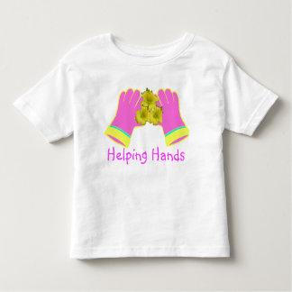 Helping Hands Toddler T Tees
